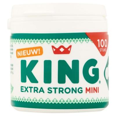 King pepermunt extra strong mini
