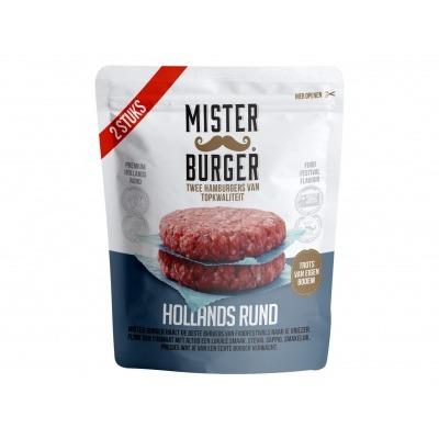 Mister Burger Hollandse Burgers