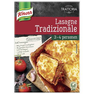 Knorr Trattoria lasagna tradizionale