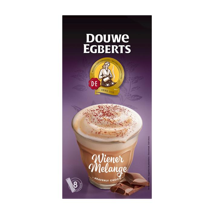 Douwe Egberts Wiener melange oploskoffie