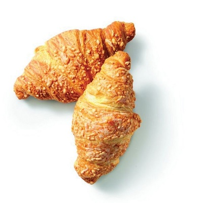 Croustif roomboter croissant  ham-kaas