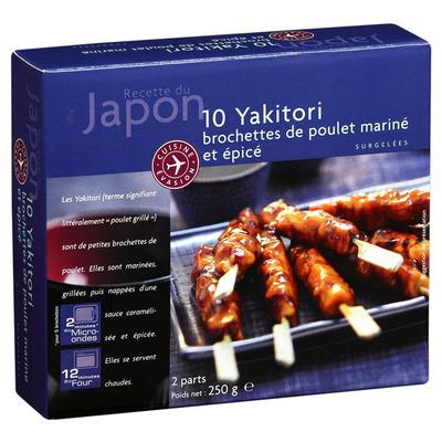 Picard Japanse yakitori