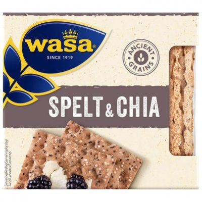Wasa Ancient grains spelt & chia