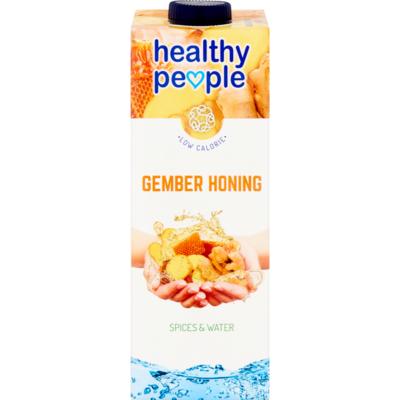 Healthy People Honing & gember water