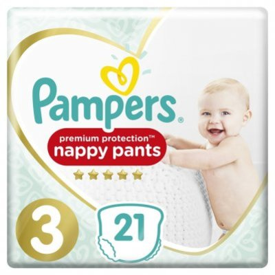 Pampers Premium Protection Pants maat 3