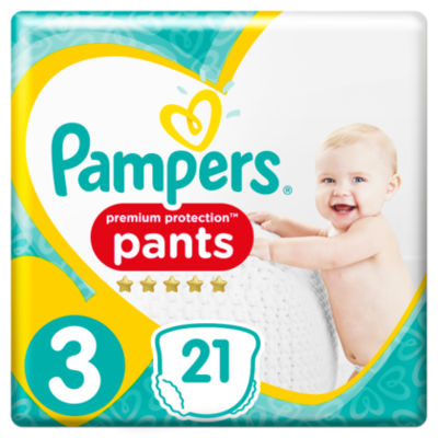 Pampers Pants Premium Protection Maat 3