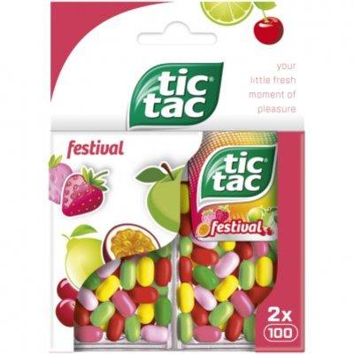 Tic Tac Festival T100x2