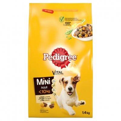 Pedigree Hondenvoer droog kip & groenten adult
