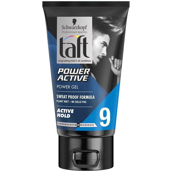 Taft Power active gel