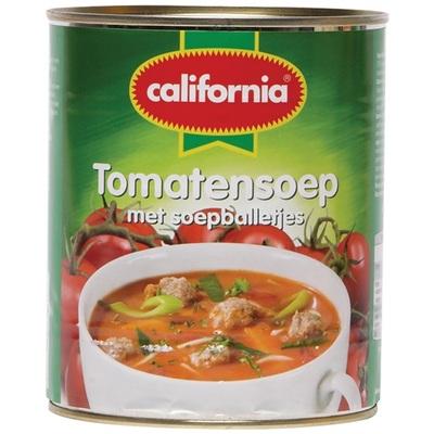California tomatensoep