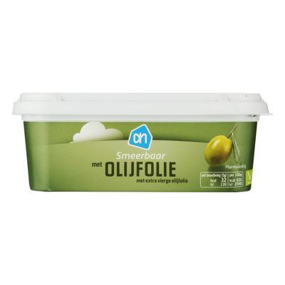 Huismerk Smeerbaar met olijfolie