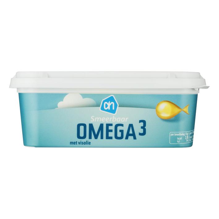Huismerk Smeerbaar omega 3