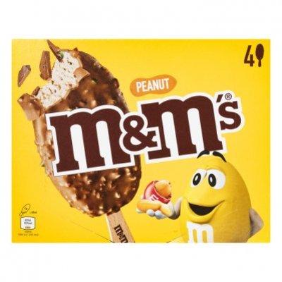M&M's Pinda ijs