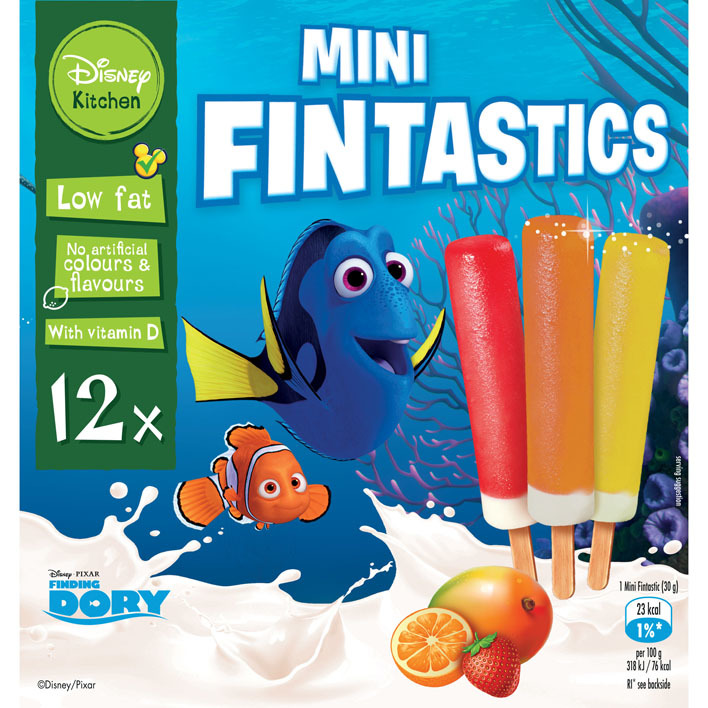 Disney Finding dory mini fintastic's