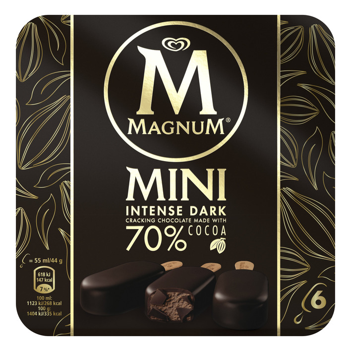 Magnum Mini intense dark