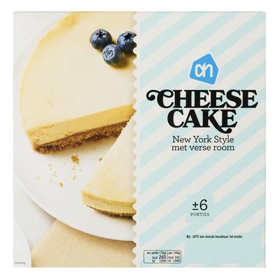 Huismerk New York style cheesecake