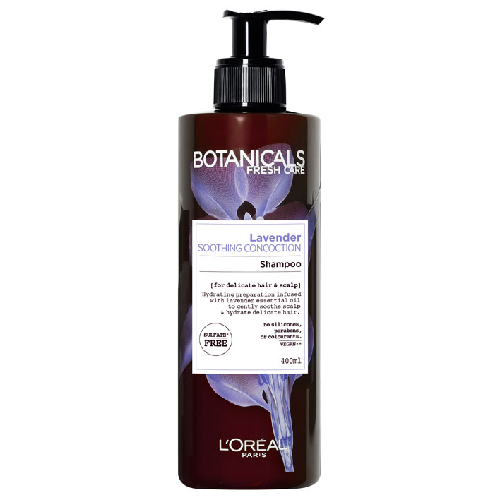 Botanicals Shampoo lavender