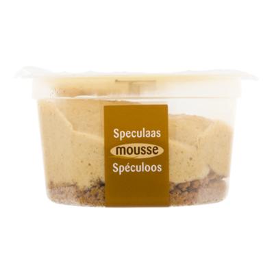 Herman desserts Speculoosmousse