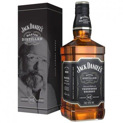 Jack Daniels Master distiller Tennessee whiskey