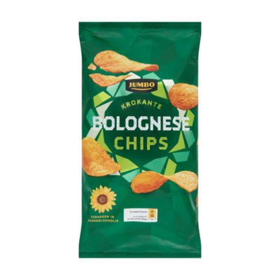 Huismerk Krokante Bolognese Chips