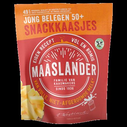 Maaslander Jong belegen 50+ kaassnack