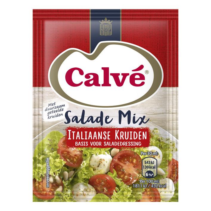 Calvé Salademix Italiaanse kruiden