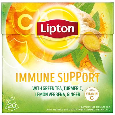 Lipton Immune support tea