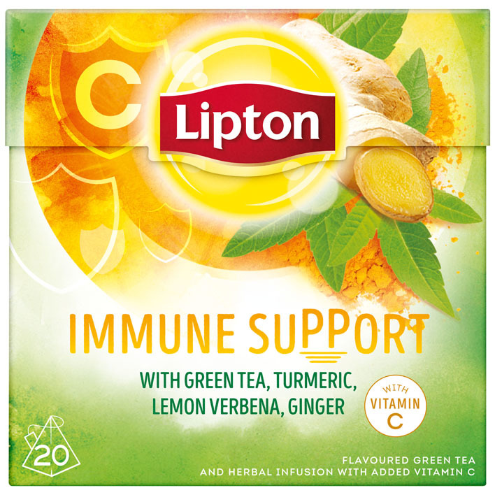 Lipton Immune support tea