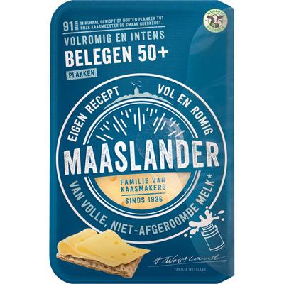 Maaslander Belegen 50+ plak
