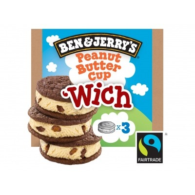 Ben & Jerry's Wich mp peanutbutter cup