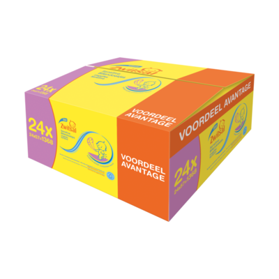 Zwitsal Sensitive Wipes 24 Pack
