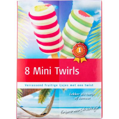 Huismerk Mini twirls