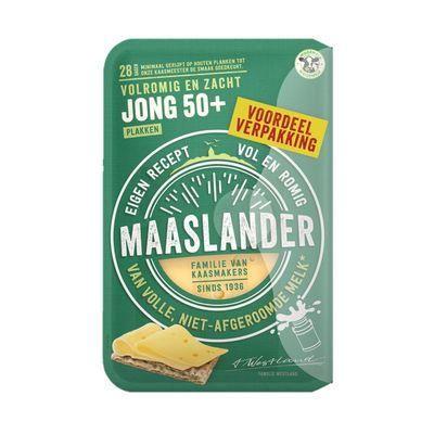 Maaslander Jong 50+ Kaas Voordeelverpakking