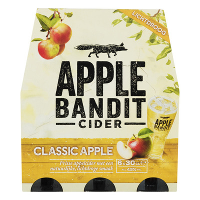 Apple Bandit Classic apple