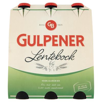 Gulpener Lentebock Flessen 6 x 30 cl