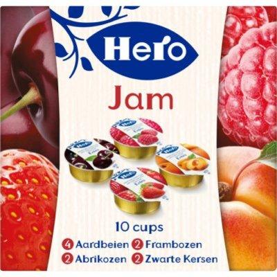 Hero Vruchtenjam cups