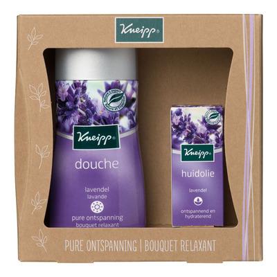 Kneipp Cadeauset verwenmoment lavendel