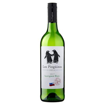 Los Pingüinos Sauvignon Blanc 70 cl.