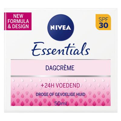 Nivea Essentials dagcrème voedend SPF 30
