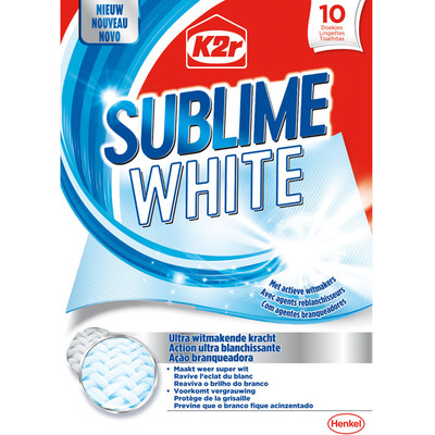 K2R Sublime white