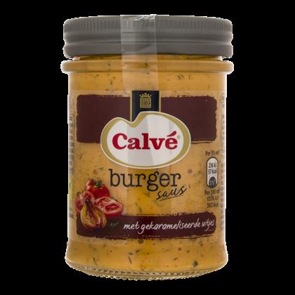 Calvé Burger saus
