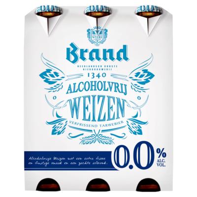 Brand Weizen 0,0% 6x30cl