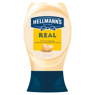 Hellmann`s Real mayonaise