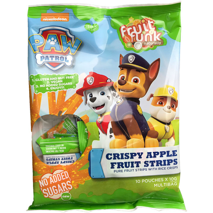 Fruitfunk Paw patrol multibag