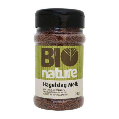 Bio Nature Hagelslag Melk