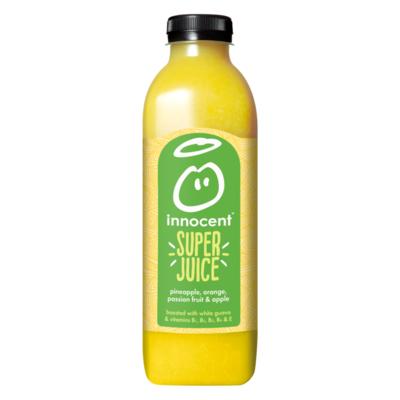 Innocent Super Juice Pineapple, Orange, Passion Fruit & Apple