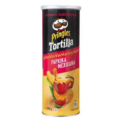 Pringles Tortilla hot paprika
