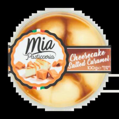 Mia Pasticceria Cheesecake Salted Caramel