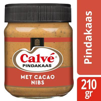 Calve  Met Cacaonibs Pindakaas