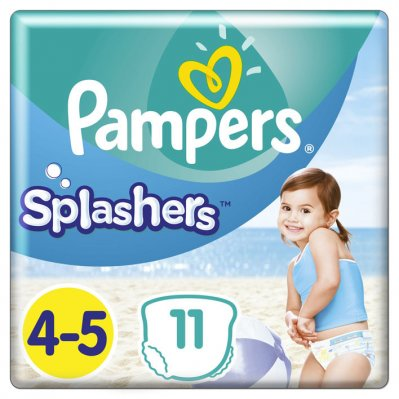 Pampers Splashers 4 maxi
